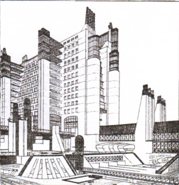 Manifeste architecture futuriste